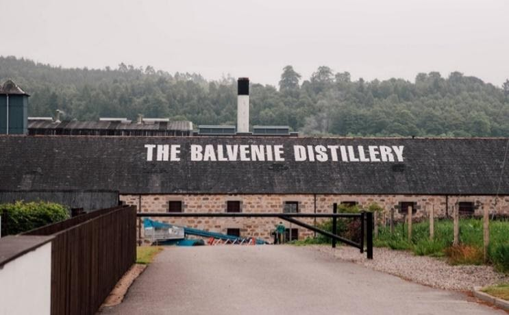 Dégustation The Balvenie Distillery