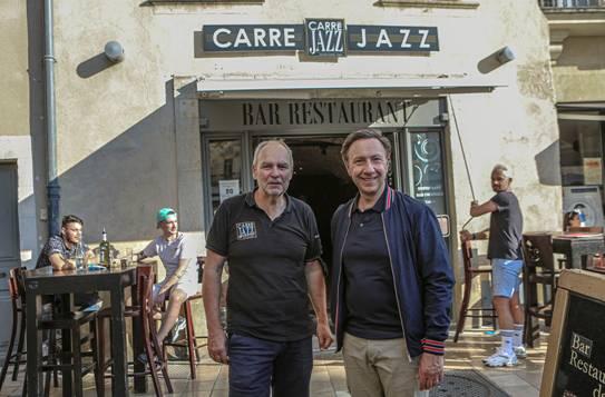Tous au Carré Jazz pour fêter la réouverture !